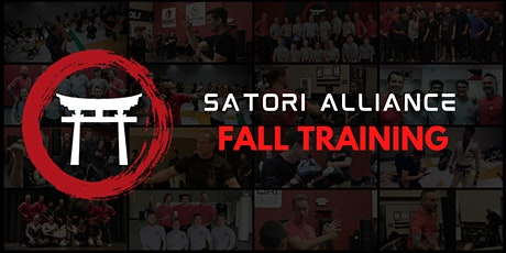 Satori Ryu Martial Arts Fall  Online Training tickets