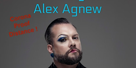 An Evening With Alex Agnew biglietti