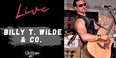 Billy T. Wilde & Co. tickets
