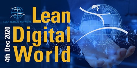 Lean Digital World tickets