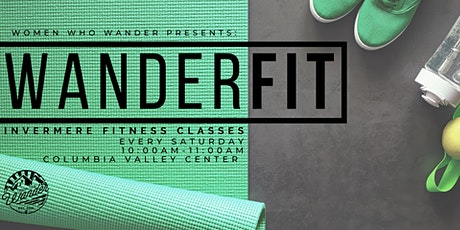 WanderFit Bootcamps: Invermere tickets