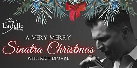 A Very Merry Sinatra Christmas with Rich DiMare tickets