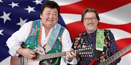 "Williams & Ree ""AKA The Indian & The WhiteGuy"""