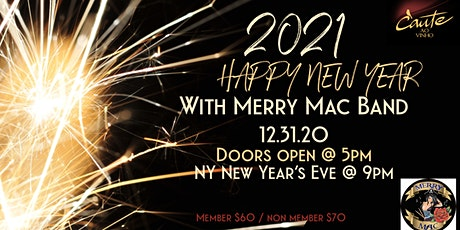 New Years Eve Celebration w/ Merry Mac Band tickets