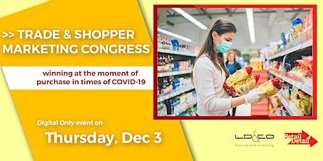 RetailDetail Trade & Shopper Marketing Congress 2020 tickets