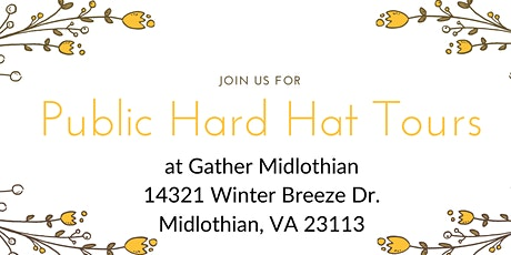 Gather Hard Hat Tours tickets