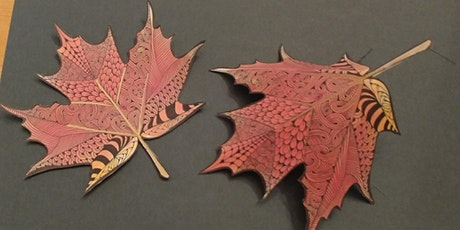 Origami Leaf Zentangle Class No. 3 tickets
