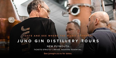 Juno Gin Distillery Tour tickets