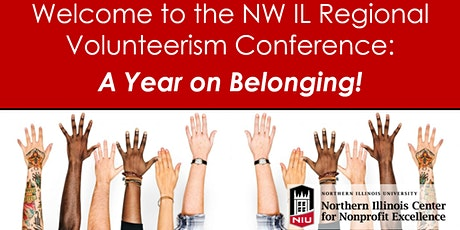A Year on Belonging: NW IL Regional Volunteerism Conference Series tickets