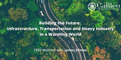 Building the Future: Infrastructure and Transportation in a Warming World tickets