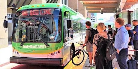 Ruta 110 BRT - Reunión de Información Pública entradas