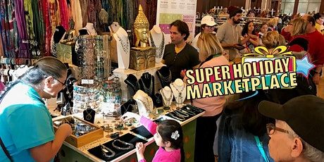 Super Holiday Marketplace - Free in Pleasant Hill tickets