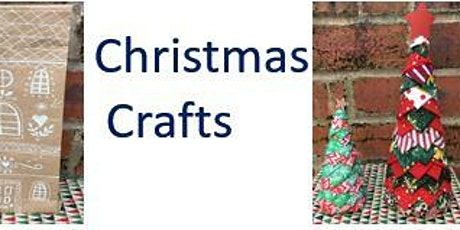 Christmas Crafts - Stunning Presents tickets