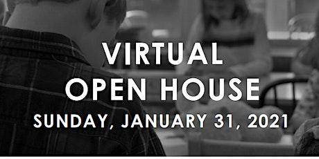 The Attic Open House - Winter 2021 (Virtual) tickets