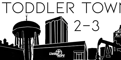 Toddler Town 2-3s tickets