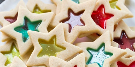 Decorative holiday biscuits (online) tickets