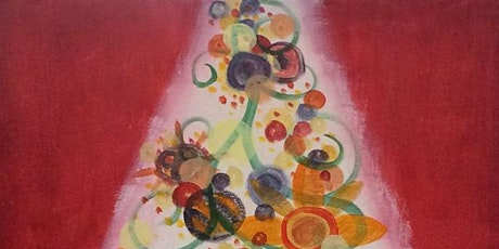 Come Paint With Us Christmas Tree tickets