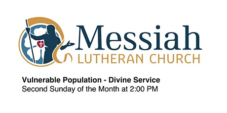 Vulnerable Population Divine Service tickets