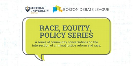 Race, Equity, Policy Series: Community Forum on Prison Reform tickets