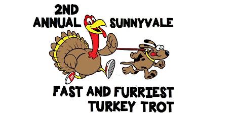 2020 Sunnyvale Turkey Trot tickets