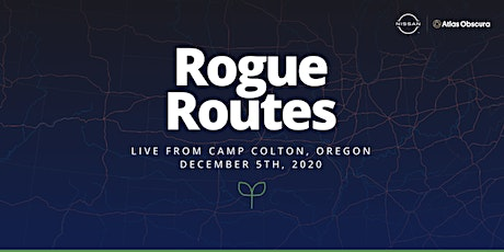 Atlas Obscura & Nissan Present Rogue Routes: Eco Mode tickets