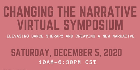 Changing the Narrative Symposium tickets