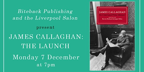 James Callaghan - the book launch tickets