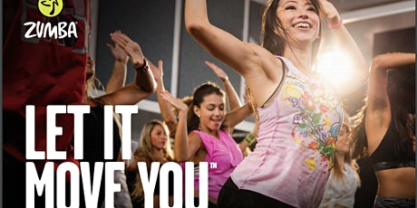 $2 Drop-in Saturday Zumba class livestream on Zoom with Kathy tickets