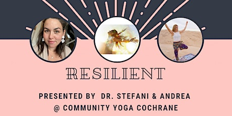 Resilient - Movement and Breath Class tickets