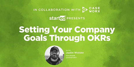 Setting Your Company Goals Through OKRs tickets