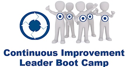 VIRTUAL - Continuous Improvement (C.I.) Leader Boot Camp tickets