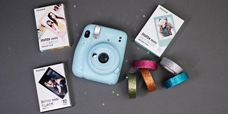 DIY Holiday Cards featuring Fujifilm Instax Mini with Kate Hailey tickets