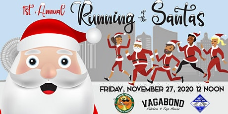 Running of the Santas tickets
