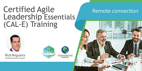 Certified Agile Leadership Essentials (CAL-E) Training tickets