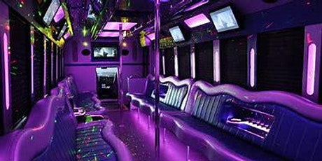 Pregame Party Bus tickets