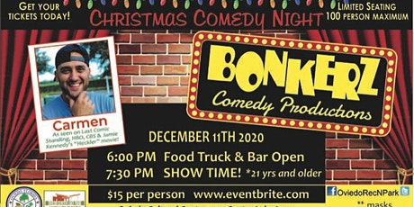 Christmas Comedy tickets
