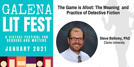 The Game is Afoot: The Meaning and Practice of Detective Fiction tickets
