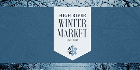High River Winter Market 2020 tickets