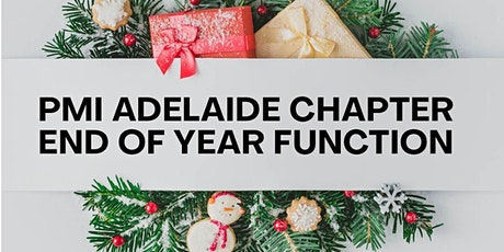 PMI Adelaide End of Year Function tickets