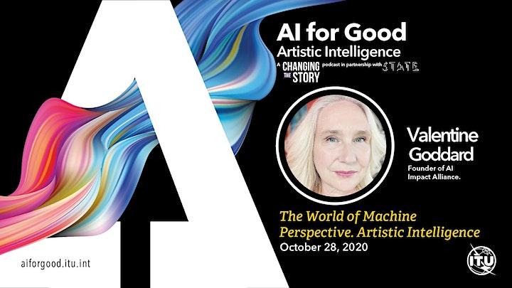 IA en Mission Sociale-2020- AI on a Social Mission-CREATIVE AI EDITION image