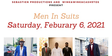 Men in Suits Photoshoot tickets
