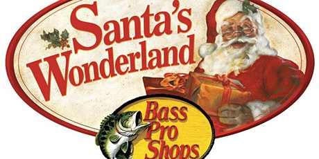 Santa's Wonderland continues in-person at Bass Pro Shops tickets