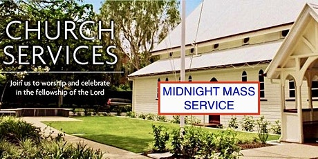 St John Bulimba Christmas Eve Midnight Service tickets