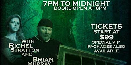 FLUMERI PROMOTIONS PRESENTS: A Night at the Historic Boxwood Inn tickets