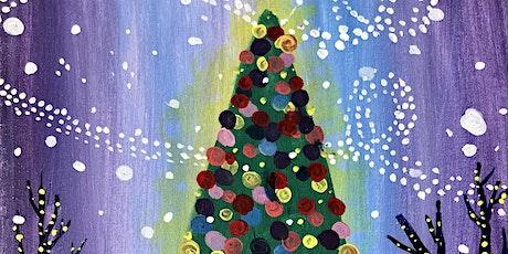 Virtual Painting  Tree Lighting tickets