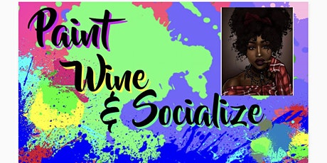 Paint Wine & Socialize tickets