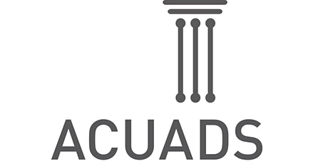 2020 ACUADS ANNUAL GENERAL MEETING tickets