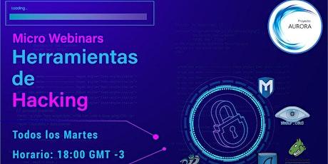 Micro Webinar: Subfind3r y Sublister - Herramientas de Hacking entradas