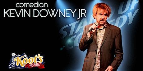 Comedian Kevin Downey Jr tickets