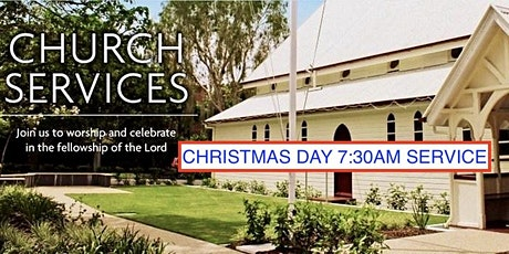 St John Bulimba Christmas Day 7:30am Eucharist Service tickets